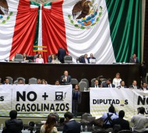 """Los diputados """"INFLAN"""" los ingresos y liberalizan la gasolina para el 2017"""