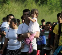 EU CONFÍA EN MÉXICO PARA RESOLVER SITUACIÓN DE CARAVANA MIGRANTE