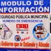 INSTALA SEGURIDAD PUBLICA MODULO DE INFORMACIÓN A PAISANOS