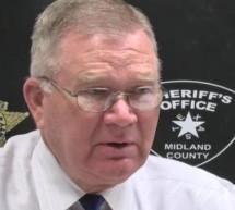 FALLECE SHERIFF DEL CONDADO MIDLAND GARY PAINTER