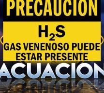 EVACACIONES EN PROCESO EN UNA COMPAÑIA PETROLERA AL OESTE DE JAL NUEVO MEXICO