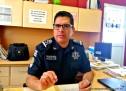 INTERVIENEN A POLICIA VIAL DE OJINAGA; BUSCAN REFORZAR ASPECTOS TECNICOS EN BENEFICIO DE LOS OJINAGUENSES