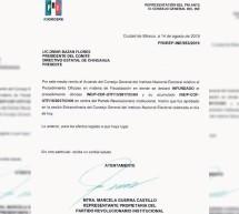 LIBRA COMITÉ DIRECTIVO ESTATAL DEL PRI SANCIÓN DEL INE