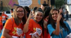 PARTICIPAN MÁS DE 400 JÓVENES EN ENCUENTRO DE JUVENTUDES EN OJINAGA