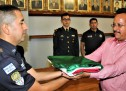 REALIZAN ABANDERAMIENTO DEL ATLETA RICARDO GONZALEZ MUÑOZ QUIEN PARTICIPARA EN CAMPEONATO CENTROAMERICANO DE MARCHA EN GUATEMALA