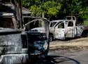 EMBOSCADA DEJA 14 POLICÍAS MUERTOS EN MICHOACÁN