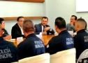 OJINAGA CUENTA CON POLICÍAS MUNICIPALES TOTALMENTE CERTIFICADOS: SECRETARIO EJECUTIVO DEL SISTEMA ESTATAL DE SEGURIDAD PÚBLICA