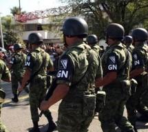 CAPACITAN A 14 MIL 833 ELEMENTOS MÁS PARA LA GUARDIA NACIONAL