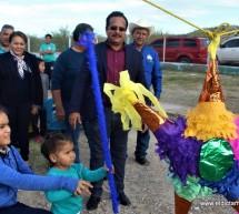 ARRANCAN LAS POSADAS NAVIDEÑAS REALIZADAS POR PRESIDENCIA MUNICIPAL EN LAS COMUNIDADES DEL MUNICIPIO