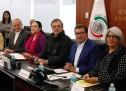 REVISAN EBRARD Y SENADORES AVANCES EN T-MEC