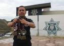 RECONOCE CES A ELEMENTO DE OJINAGA QUE GANÓ TRES MEDALLAS DE ORO EN GUATEMALA