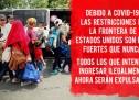 CBP ENDURECE MEDIDAS POR COVID19; TODOS LOS QUE INTENTEN INGRESAR DE MANERA ILEGAL SERAN EXPULSADOS