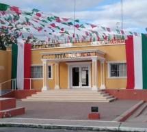 CIERRE PARCIAL DE LA PRESIDENCIA MUNICIPAL DE COYAME DEL SOTOL