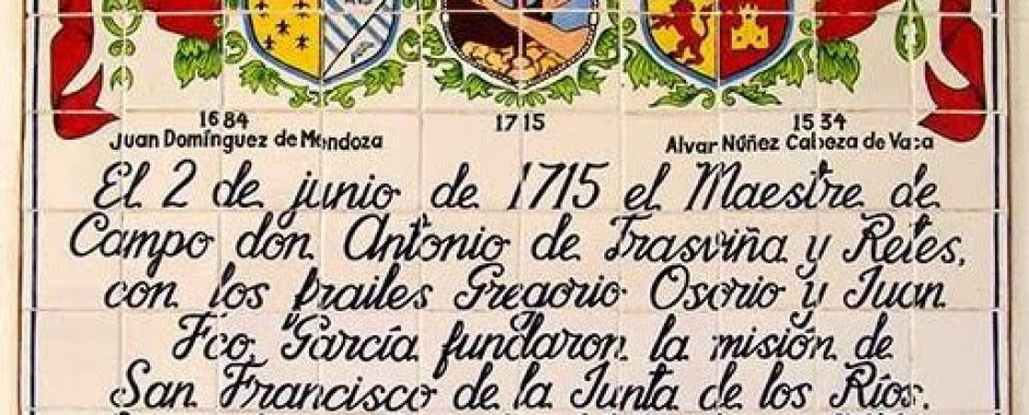 SIN FESTEJOS, OJINAGA CONMEMORARA SU 305 ANIVERSARIO DE SU FUNDACION
