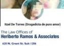 TUS ESTADOS O COMENTARIOS EN LAS REDES SOCIALES PUEDEN AFECTAR TU CASO DE LESIONES; HERIBERTO RAMOS