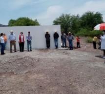 REHABILITAN PARQUE Y CONSTRUYEN PILA EN MANUEL BENAVIDES