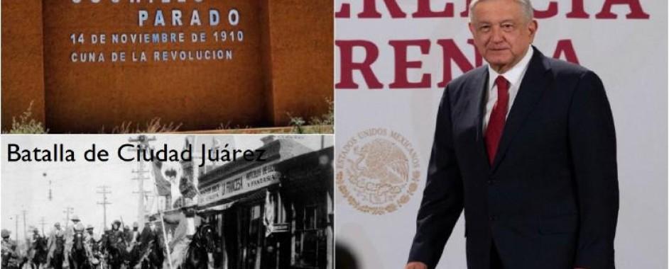 CUCHILLO PARADO, DONDE INICIÓ REVOLUCIÓN ANTES QUE NINGÚN LUGAR: AMLO