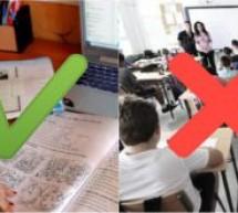 REGRESO A CLASES VIRTUALMENTE; PRESENCIAL HASTA SEMÁFORO VERDE: SEP