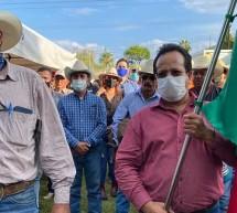 ACUDE ROBERTO CERVANTES A LA BOQUILLA APOYANDO LA CAUSA POR LA DEFENSA DEL AGUA DE NUESTRAS PRESAS.