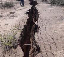 REPORTAN FALLA GEOLÓGICA EN JIMÉNEZ
