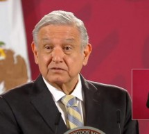 ACUSA AMLO A NOGALEROS DE FINANCIAR BATALLA DEL AGUA