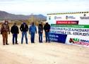 INICIAN CONSTRUCCION DE UNA PILA DE AGUA POTABLE DE 125 MIL LITROS EN COYAME DEL SOTOL