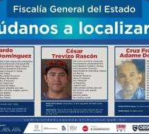 FISCALÍA ZONA CENTRO CONTINÚA CON ACCIONES DE BÚSQUEDA DE TRES HOMBRES DESAPARECIDOS EN OJINAGA.