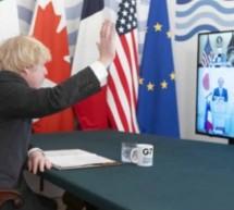 BIDEN 'CANCELA' INVITACIÓN PARA QUE RUSIA FORME PARTE DEL G7