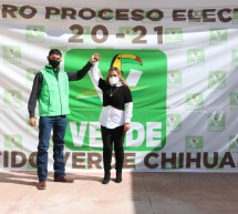 VA CHECHO TRUJILLO POR PRESIDENCIA DE MANUEL BENAVIDES