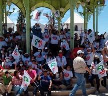 IVÓN SALAZAR VISITA LAS COMUNIDADES DE COYAME Y MANUEL BENAVIDES
