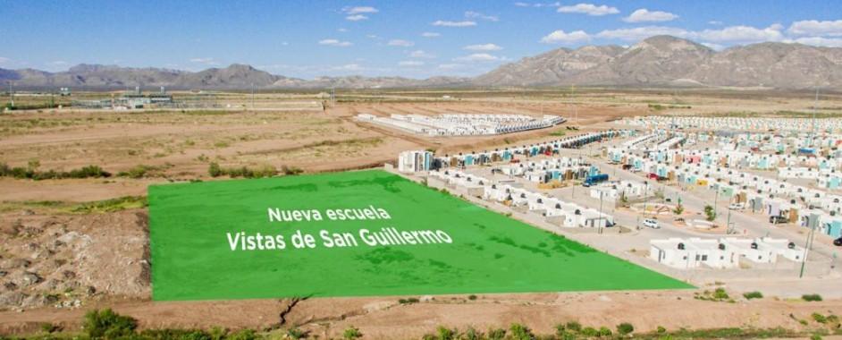 CONSTRUIRÁN NUEVA ESCUELA EN AQUILES SERDÁN; ALCALDE ENCABEZA INICIO