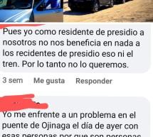 """NULO LOS BENEFICIOS DE LA LLAMADA """"RUTA TRANSMIGRANTE"""""""