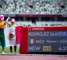MÓNICA RODRÍGUEZ LOGRA MEDALLA DE ORO PARA MÉXICO EN PARALÍMPICOS DE TOKIO 2020