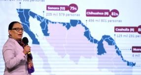 CONCLUYE PRIMERA FASE DE VACUNACIÓN EN MUNICIPIOS DE LA FRONTERA NORTE: SSPC