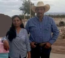 MATRIMONIO FUE 'LEVANTADO' EN OJINAGA HACE MÁS DE UN MES POR UN GRUPO ARMADO EN CHIHUAHUA; NO SABEN NADA DE ELLOS