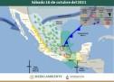EMITE PROTECCIÓN CIVIL ESTATAL AVISO PREVENTIVO POR BAJAS TEMPERATURAS Y LLUVIAS PARA ESTE FIN DE SEMANA