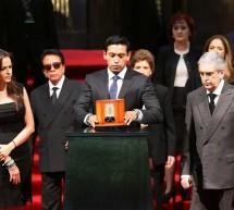 Rinden homenaje a Juan Gabriel en Bellas Artes