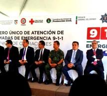 Arranca emergencias 911; Chihuahua uno de los primeros por la tecnología que maneja