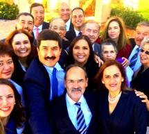 Presenta Javier Corral a su gabinete