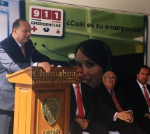 911 eficaz y util, confiable para la gente: Duarte